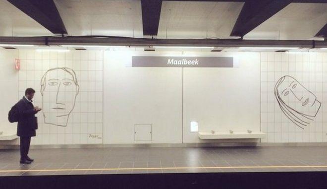 Άνοιξε το μετρό στις Βρυξέλλες, ένα μήνα μετά τις τρομοκρατικές επιθέσεις