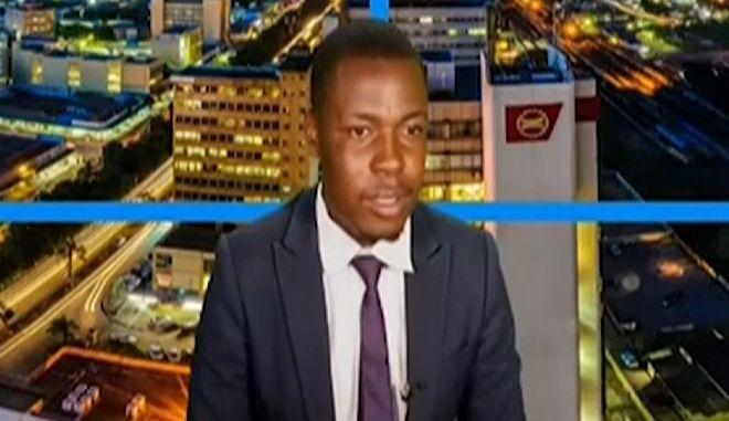 Ζάμπια: Παρουσιαστής είπε ζωντανά πως το κανάλι τον έχει απλήρωτο