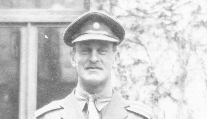 O στρατηγός George Treloar