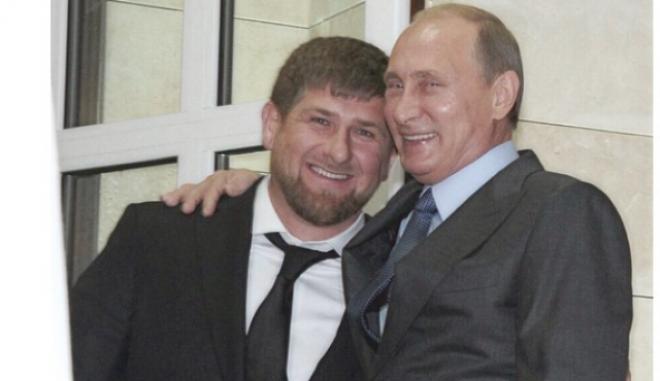 Παρέτεινε ο Πούτιν τη θητεία του Καντίροφ ως επικεφαλής της Τσετσενίας