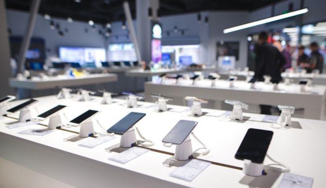 Κατάστημα ηλεκτρονικών συσκευών