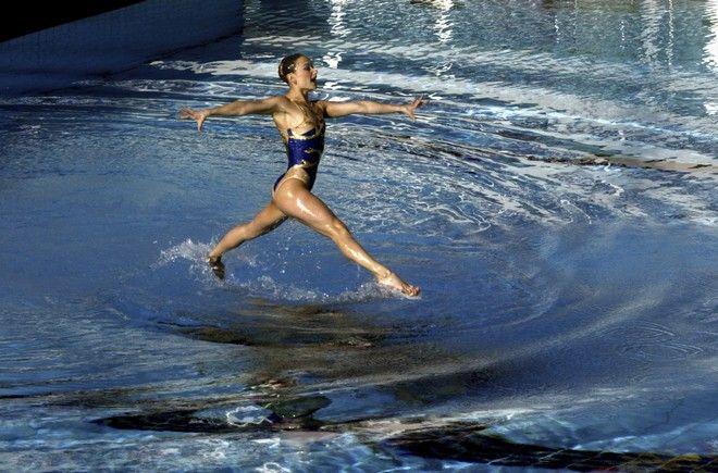 Imagenes impactantes del deporte | Synchronized swimming