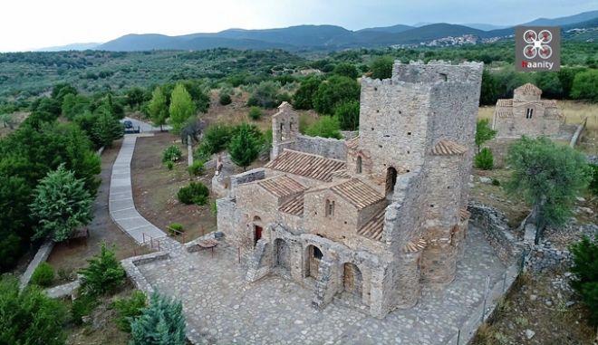Χρύσαφα: Το πάμπλουτο προπύργιο της Βυζαντινής Αυτοκρατορίας στη Λακωνία