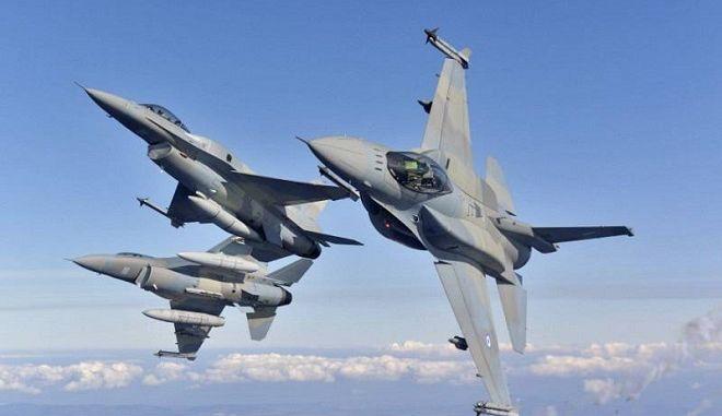 Εικονική αερομαχία στο Αιγαίο - Ο Ερντογάν συνεχίζει να προκαλεί