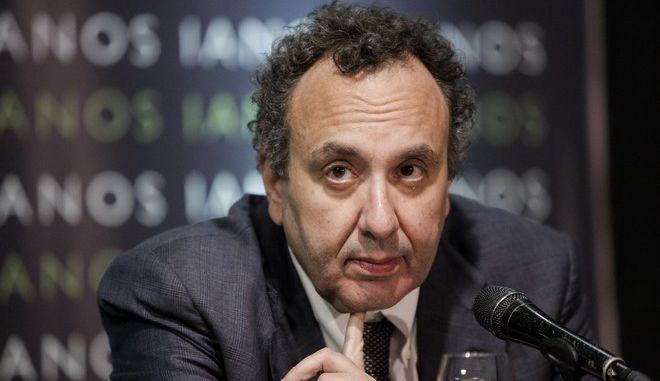 Ο συγγραφέας Χρήστος Χωμενίδης