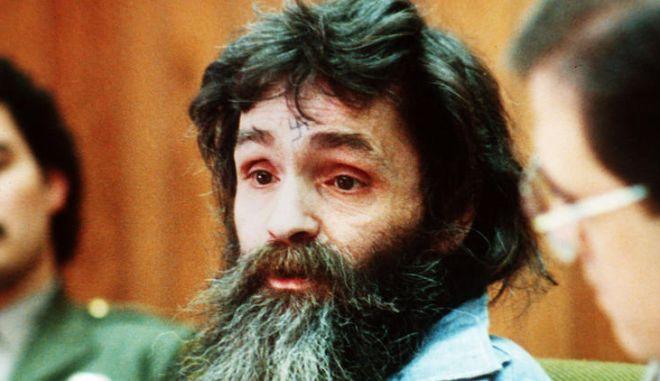 Σε νοσοκομείο εκτός φυλακών ο κατά συρροή δολοφόνος Τσαρλς Μάνσον