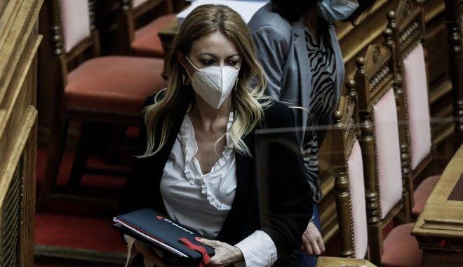 ΗΑγγελική Αδαμοπούλου, Βουλευτής Α' Αθηνώντου Μέρα 25