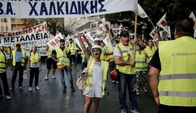 Η (δίκαιη) διαμαρτυρία κοινωνικών ομάδων επιτρέπει το κλείσιμο των δρόμων