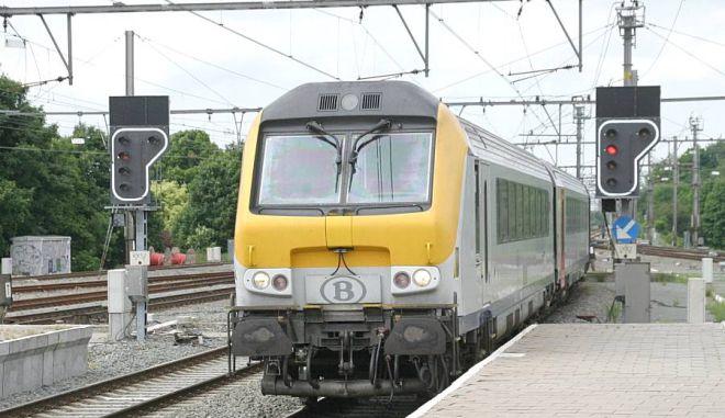 Φρένο στους βελγικούς σιδηροδρόμους βάζουν οι εργαζόμενοι