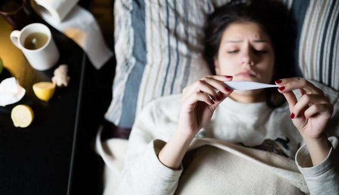 Γρίπη ή κρυολόγημα; Πώς να καταλάβετε τι έχετε