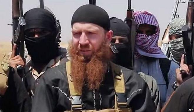 Νεκρός ο 'υπουργός Πολέμου' του ISIS