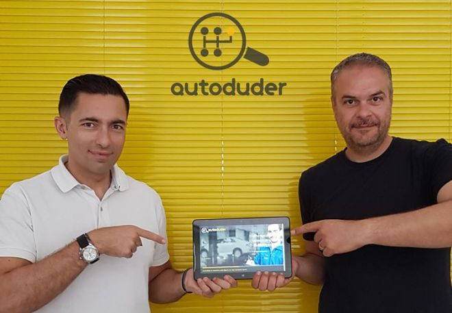 Autoduder: ο φίλος που χρειάζεσαι για να βρεις συνεργείο