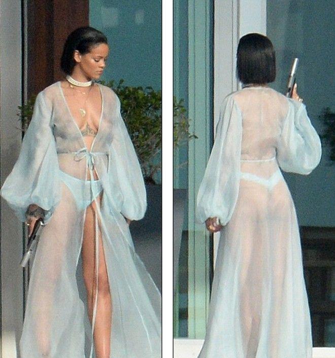 #NEEDEDME: Η Rihanna τερματίζει το γυμνό στο νέο βίντεο κλιπ της