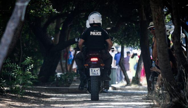 Περιπολία αστυνομικών