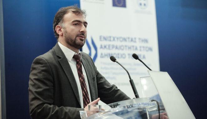 Την παρουσίαση της ετήσιας  Έκθεσης του 2016, έκανε σήμερα Τρίτη 12 Ιουλίου 2017,  η Γενική Γραμματεία Καταπολέμησης της Διαφθοράς (EUROKINISSI)