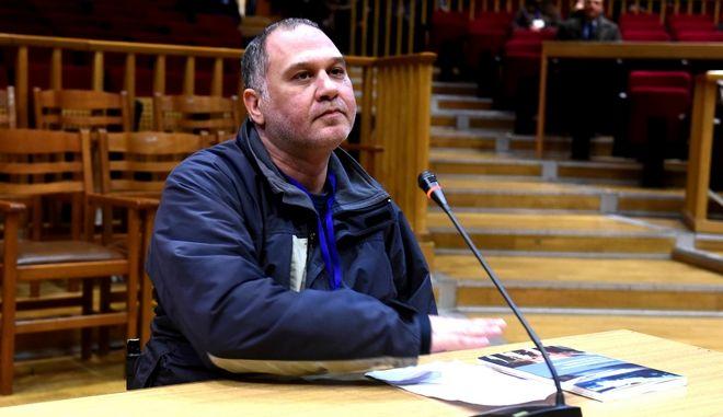 Ο Αντώνης Ρέλλας, υποψήφιος ευρωβουλευτής του ΣΥΡΙΖΑ και ακτιβιστής ΑΜΕΑ