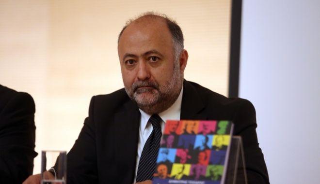 Ο διευθυντής του γραφείου Τύπου του πρωθυπουργού, Δημήτρης Τσιόδρας