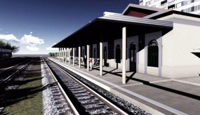 Ξανά σε λειτουργία η σιδηροδρομική σύνδεση Πάτρας - Πύργου