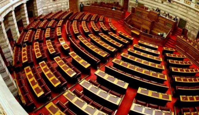 Εξελέγησαν οι Αντιπρόεδροι, Κοσμήτορες και Γραμματείς της Βουλής