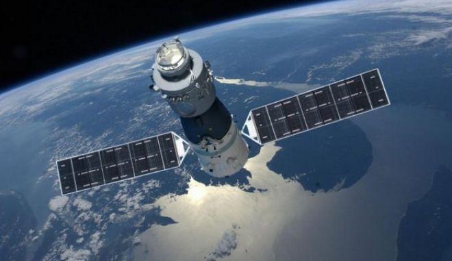 Αντίστροφη μέτρηση: Στη Γη θα πέσει ο κινεζικός σταθμός Τιανγκόνγκ-1