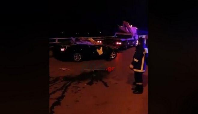 Ατύχημα στην Τρίπολη