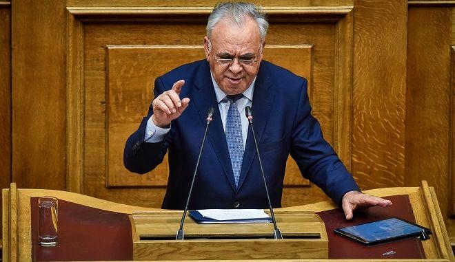 Ομιλία του Υπουργού Οικονομίας Γιάννη Δραγασάκη στην προ ημερησίας διατάξεως συζήτηση για την οικονομία, τις αποφάσεις του Eurogroup και τις δεσμεύσεις που ανέλαβε η κυβέρνηση, την Πέμπτη 5 Ιουλίου 2018.