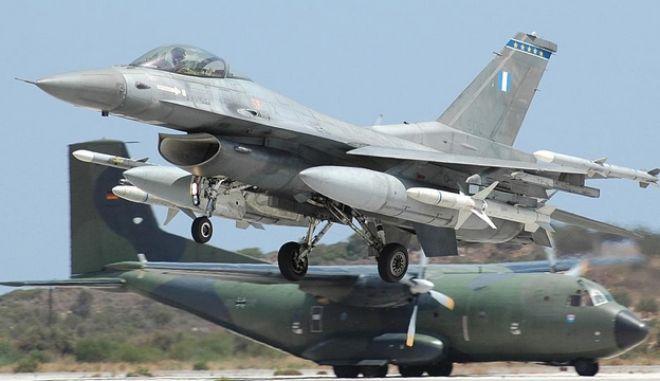 Στις εγκαταστάσεις της ΕΑΒ ζητά να γίνει η αναβάθμιση των F – 16 η Lockheed Martin