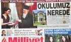 Πατριάρχης Βαρθολομαίος: Οι Έλληνες θέλουν να εγκατασταθούν στην Τουρκία λόγω κρίσης
