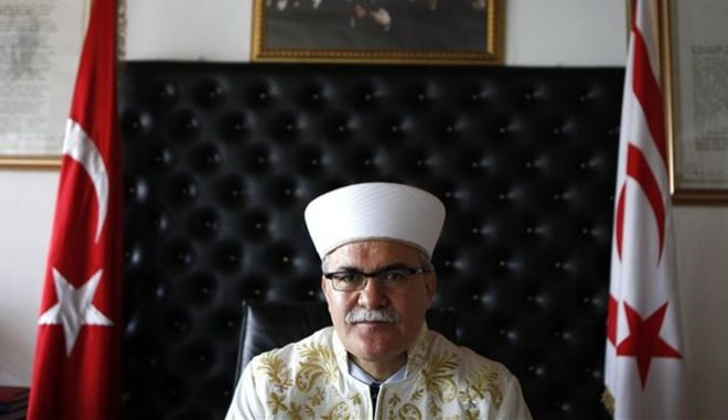 Συνελήφθη ο μουφτής του κατεχομένου τμήματος της Κύπρου