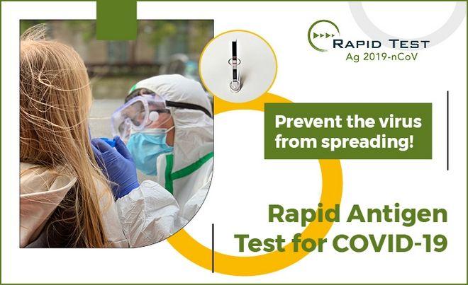 Το Ελληνικό Rapid Test Αντιγόνου με παρουσία σε 16 χώρες