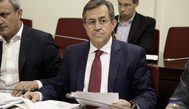 Συνεδρίαση της εξεταστικής επιτροπής της Βουλής για την Υγεία την Πέμπτη 8 Ιουνίου 2017. (EUROKINISSI/ΓΙΩΡΓΟΣ ΚΟΝΤΑΡΙΝΗΣ)