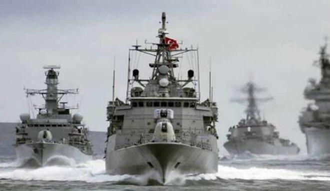 Νέα τουρκική πρόκληση. Θέλουν να αναλάβουν την έρευνα στην Νησίδα Κίναρο