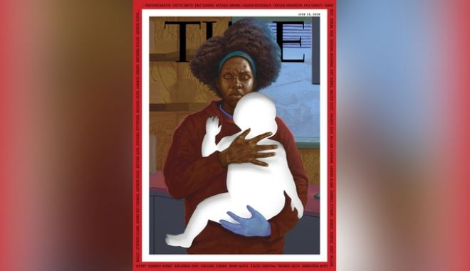 Το εξώφυλλο του νέου Time τιμά το Black Lives Matter