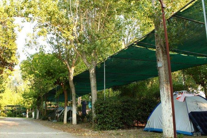 Camping Pefki
