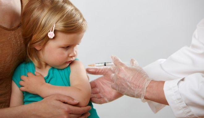 Απαγόρευση εξαγωγών 5 παιδικών εμβολίων από τον ΕΟΦ