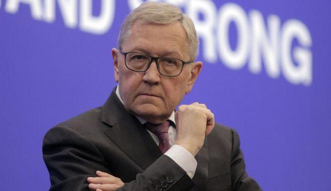 Θέλουμε να κάνουμε την Ελλάδα ελκυστική για επενδύσεις με την ελάφρυνση του χρέους της δήλωσε ο Ρέγκλινγκ