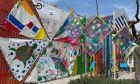 Ιωάννινα: Ο μεγαλύτερος χαρταετός φτιάχτηκε από παιδικά χέρια