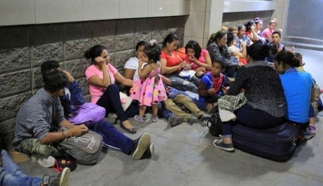 Νέο καραβάνι μεταναστών ετοιμάζεται να αναχωρήσει για τις ΗΠΑ