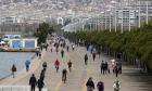 Κορονοϊός: Κλείνει τη νέα παραλία ο δήμος Θεσσαλονίκης