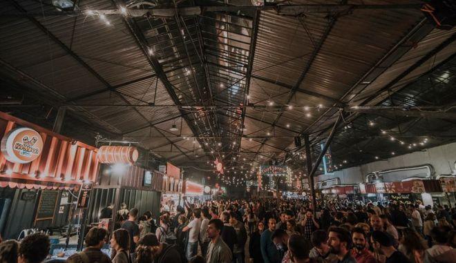 Το  Athens Street Food Festival επιστρέφει για τρίτη χρονιά