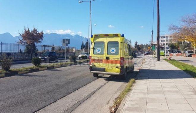 Οδηγός δικύκλου παρέσυρε 7χρονο παιδί και το εγκατέλειψε