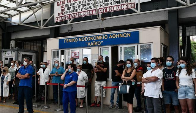 Πλεύρης - Γκάγκα στις νέες τους θέσεις: Αλαλούμ με τους 10.000 ανεμβολίαστους, εργάζονται για να βγουν οι βάρδιες
