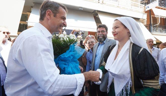Μητσοτάκης: Τσίπρας- Καμμένος μαζί παρέδωσαν τη μακεδονική γλώσσα και εθνότητα