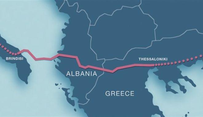 Αλβανία: Η βουλή ενέκρινε την συμφωνία για τον αγωγό TAP