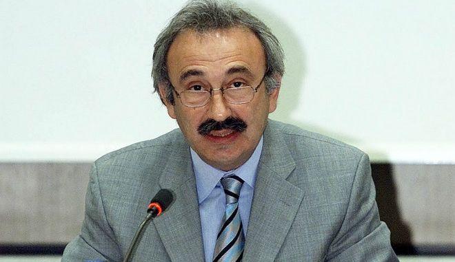 Ο πρώην υπουργός Χρήστος Πάχτας.