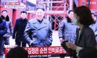 Επανεμφάνιση του Κιμ Γιονγκ Ουν
