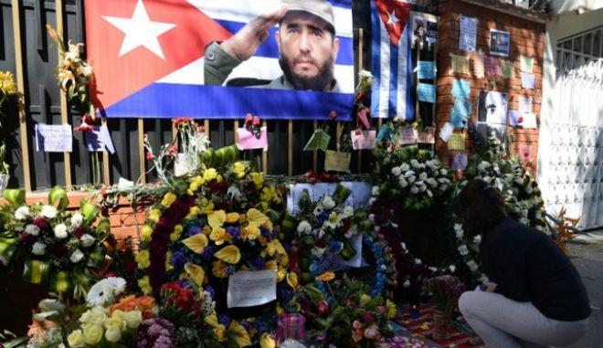 Ο Τσίπρας τιμά τον Κάστρο. Ποιοι ηγέτες θα είναι μαζί του