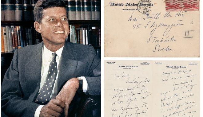 O John F. Kennedy