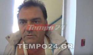 Συγκλονίζει ο υπάλληλος που ακρωτηριάστηκε στην Πάτρα: Η έκρηξη ήταν τόσο δυνατή, που έφτασε το χέρι μου στο Θεό