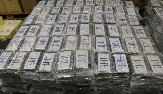 Ποσότητα κοκαΐνης - Φωτό αρχείου